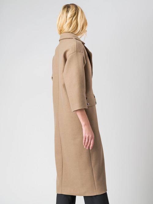 Текстильное пальто артикул 01005553/44 - фото 3