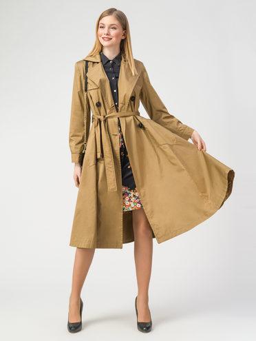 Ветровка 100% хлопок, цвет светло-коричневый, арт. 01107908  - цена 5890 руб.  - магазин TOTOGROUP