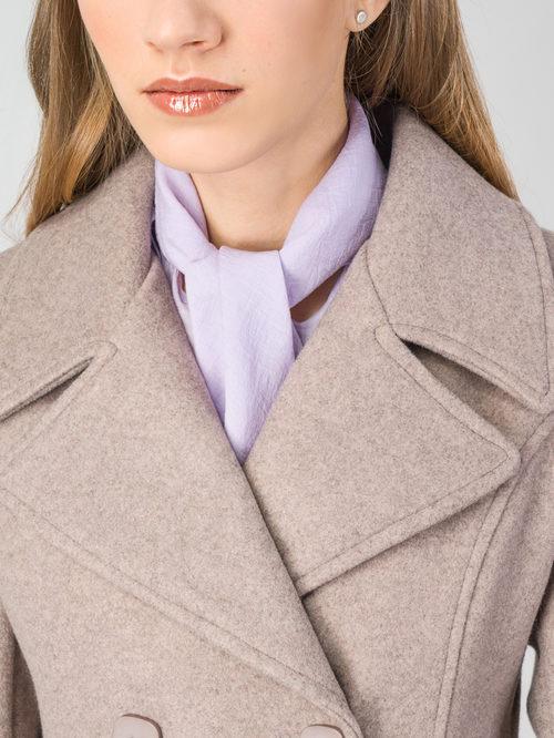 Текстильное пальто артикул 01107919/46 - фото 4