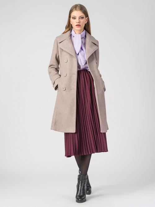 Текстильное пальто артикул 01107919/46