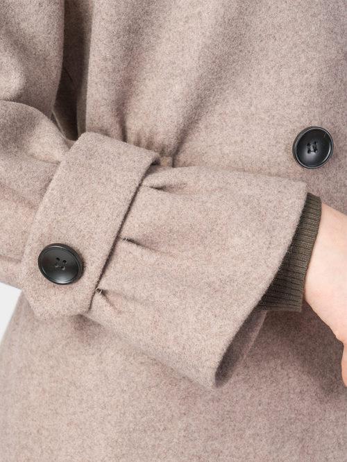 Текстильная куртка артикул 01107921/44 - фото 4