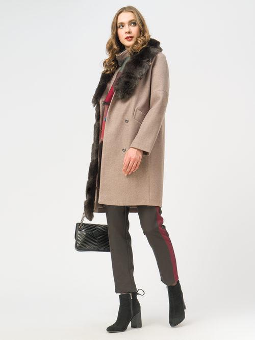 Текстильное пальто артикул 01109209/42