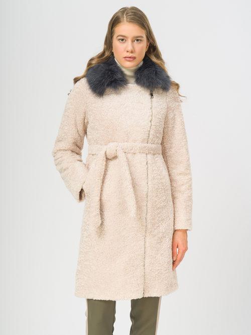 Текстильное пальто артикул 01109309/42