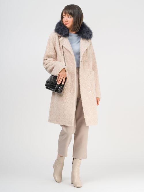 Текстильное пальто артикул 01109310/42