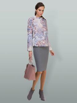 Ветровка текстиль, цвет светло-фиолетовый, арт. 01700073  - цена 5890 руб.  - магазин TOTOGROUP