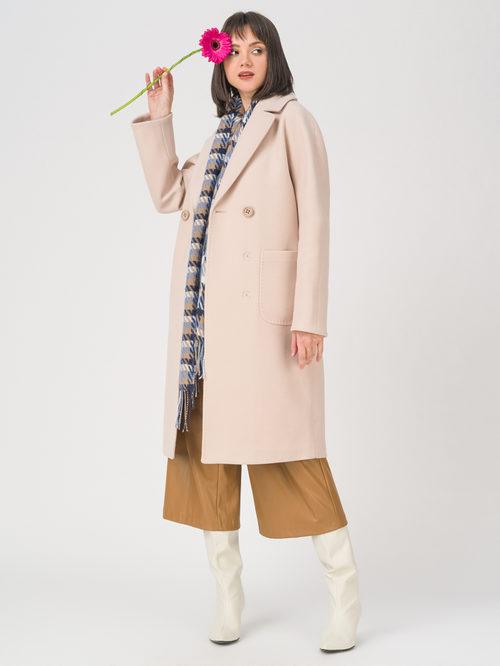 Текстильное пальто артикул 01711410/44