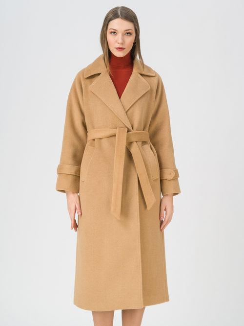 Текстильное пальто артикул 01711450/40 - фото 2