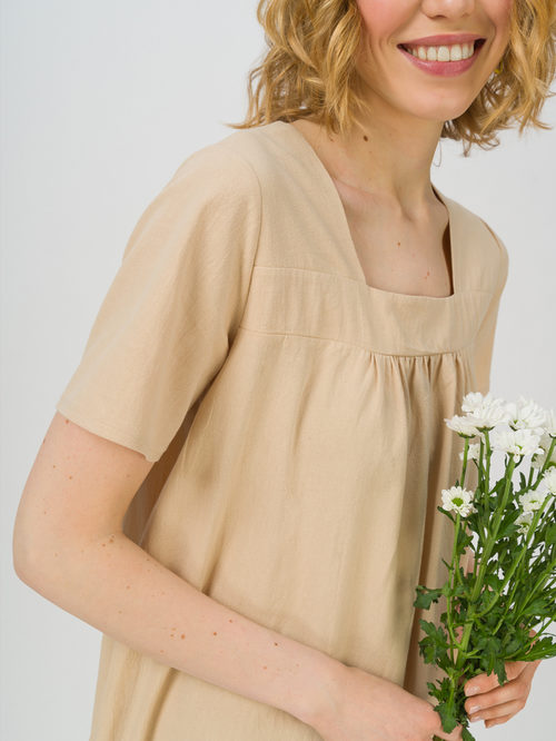Женское платье артикул 01711688/OS - фото 2