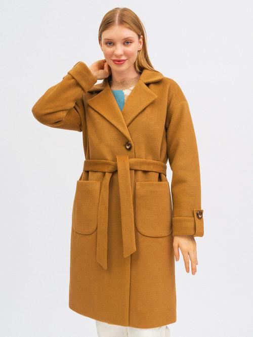 Текстильное пальто артикул 01711750/40 - фото 4