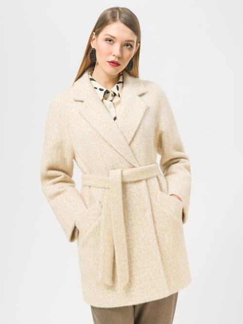 Текстильное пальто артикул 01809279/48 - фото 2
