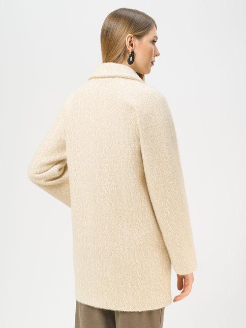 Текстильное пальто артикул 01809279/48 - фото 3