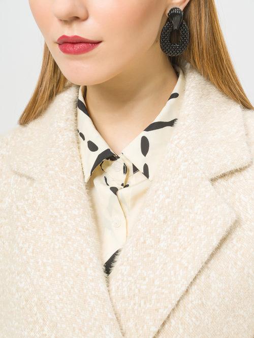 Текстильное пальто артикул 01809279/48 - фото 4