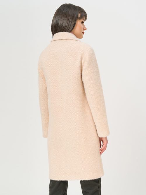 Текстильное пальто артикул 01809282/46 - фото 3