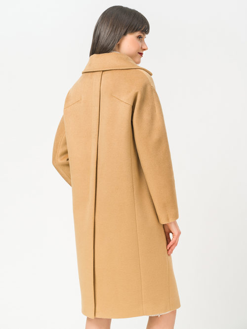 Текстильное пальто артикул 01809318/42 - фото 3