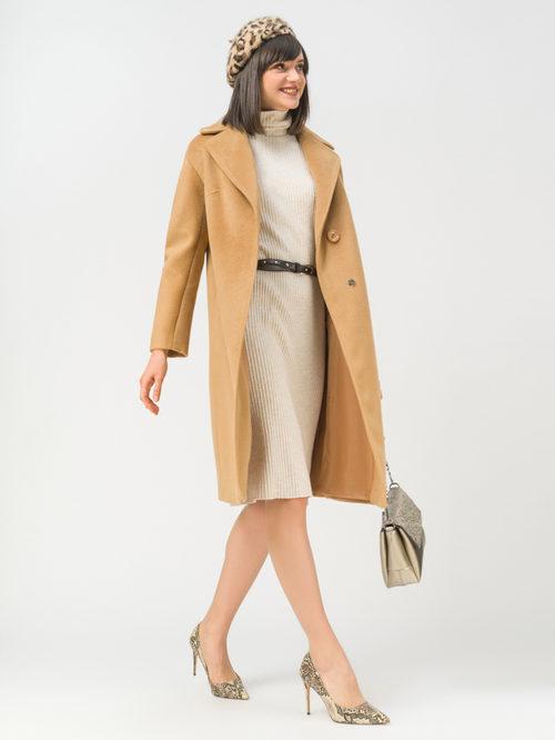 Текстильное пальто артикул 01809318/42
