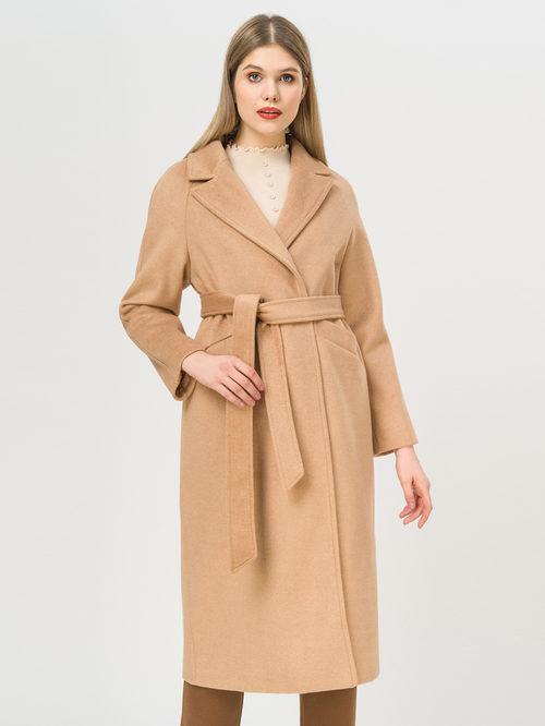 Текстильное пальто артикул 01809970/50 - фото 2
