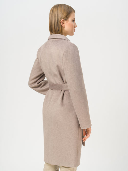 Текстильное пальто артикул 01810091/42 - фото 3