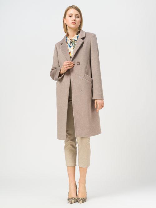Текстильное пальто артикул 01810091/42