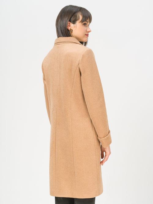 Текстильное пальто артикул 01810114/42 - фото 3