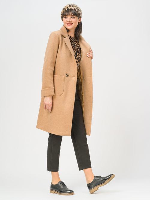 Текстильное пальто артикул 01810114/42