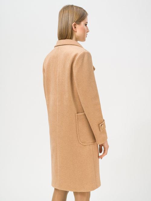 Текстильное пальто артикул 01810117/40 - фото 3