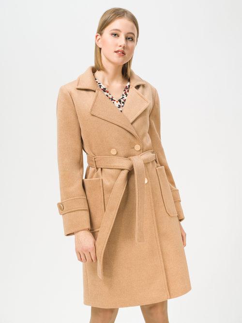 Текстильное пальто артикул 01810117/40