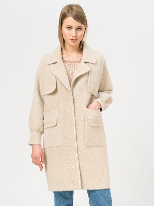 Текстильное пальто артикул 01810180/44