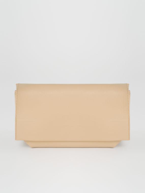 Сумка эко-кожа 100% П/А, цвет бежевый, арт. 01810485  - цена 1950 руб.  - магазин TOTOGROUP