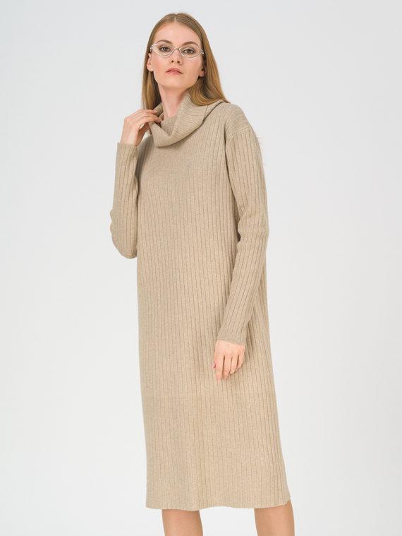 Платье , цвет бежевый, арт. 01811279  - цена 3790 руб.  - магазин TOTOGROUP