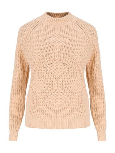 Джемпер 45% нейлон , 28% шерсть, 27% мохер, цвет бежевый, арт. 01811334  - цена 2060 руб.  - магазин TOTOGROUP