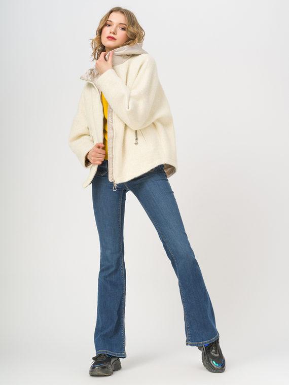 Текстильная куртка 100% полиэстер, цвет белый, арт. 02809886  - цена 7490 руб.  - магазин TOTOGROUP