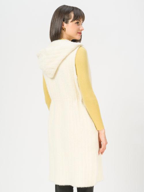 Текстильное пальто артикул 02810135/44 - фото 3