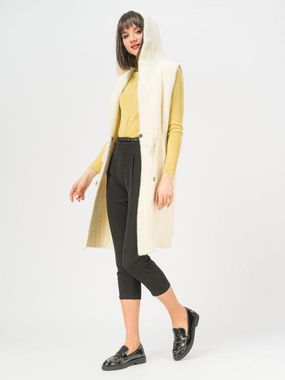 Текстильное пальто , цвет белый, арт. 02810135  - цена 2990 руб.  - магазин TOTOGROUP