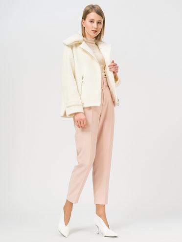Текстильная куртка 100% полиэстер, цвет белый, арт. 02810138  - цена 5290 руб.  - магазин TOTOGROUP