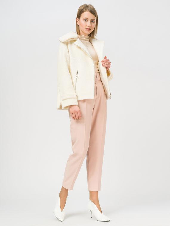 Текстильная куртка 100% полиэстер, цвет белый, арт. 02810138  - цена 6990 руб.  - магазин TOTOGROUP