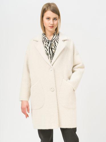 Текстильная куртка 100% полиэстер, цвет белый, арт. 02810178  - цена 3990 руб.  - магазин TOTOGROUP