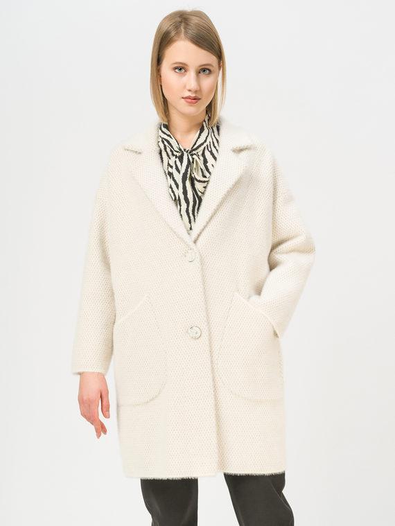 Текстильная куртка 100% полиэстер, цвет белый, арт. 02810178  - цена 4740 руб.  - магазин TOTOGROUP