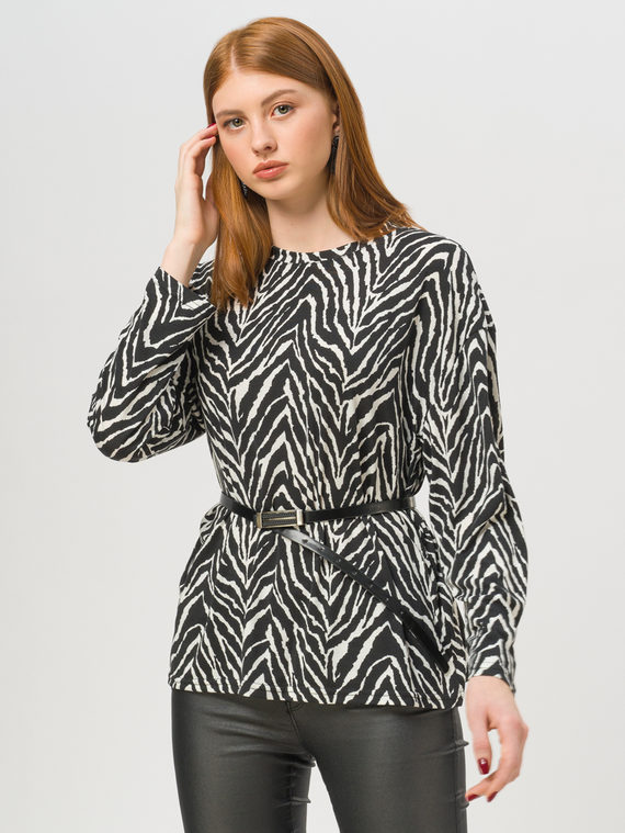 Блуза , цвет белый, арт. 02810402  - цена 1260 руб.  - магазин TOTOGROUP
