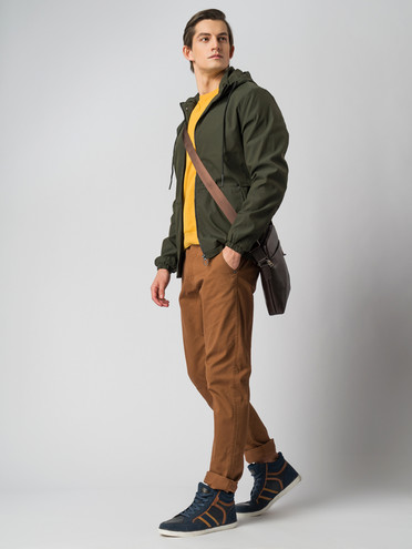 Ветровка текстиль, цвет болотный, арт. 03005803  - цена 2690 руб.  - магазин TOTOGROUP