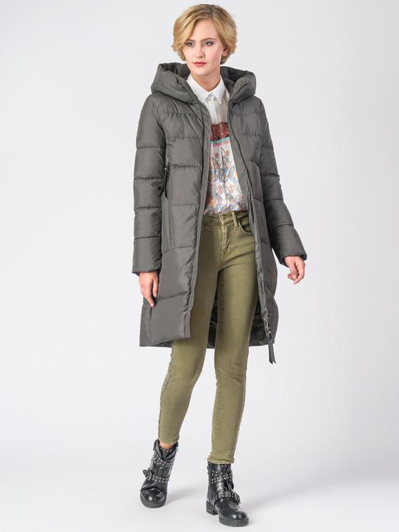 Пуховик текстиль, цвет серый, арт. 03006336  - цена 7990 руб.  - магазин TOTOGROUP