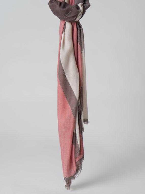 Шарф 100% бамбук, цвет бордо, арт. 04005985  - цена 1260 руб.  - магазин TOTOGROUP