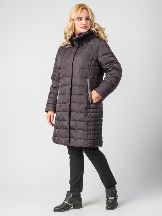 Пуховик текстиль, цвет коричневый, арт. 04006557  - цена 10590 руб.  - магазин TOTOGROUP