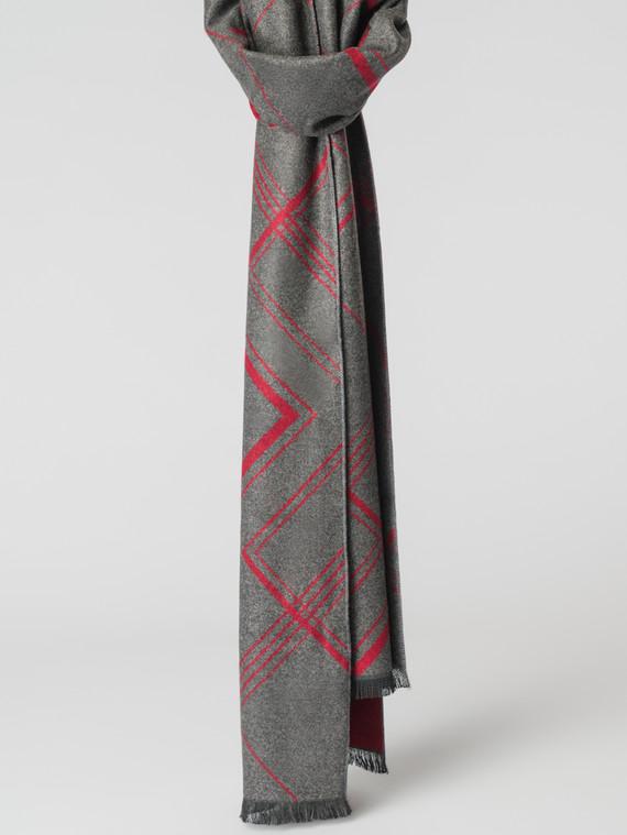 Шарф 100% кашемир, цвет бордо, арт. 04007168  - цена 1130 руб.  - магазин TOTOGROUP