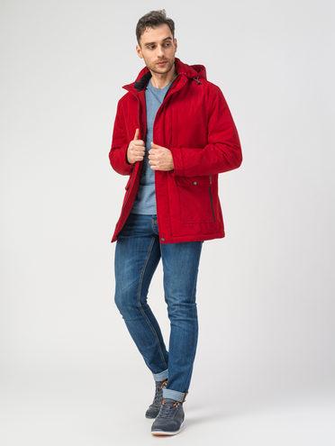 Ветровка текстиль, цвет красный, арт. 04108050  - цена 3590 руб.  - магазин TOTOGROUP