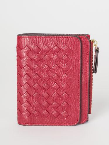 Кошелек эко-кожа флоттер, цвет бордо, арт. 04108259  - цена 890 руб.  - магазин TOTOGROUP