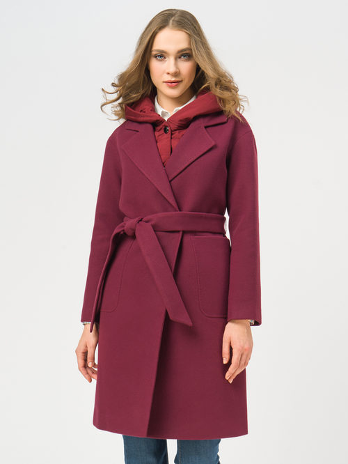 Текстильное пальто артикул 04109272/42 - фото 2