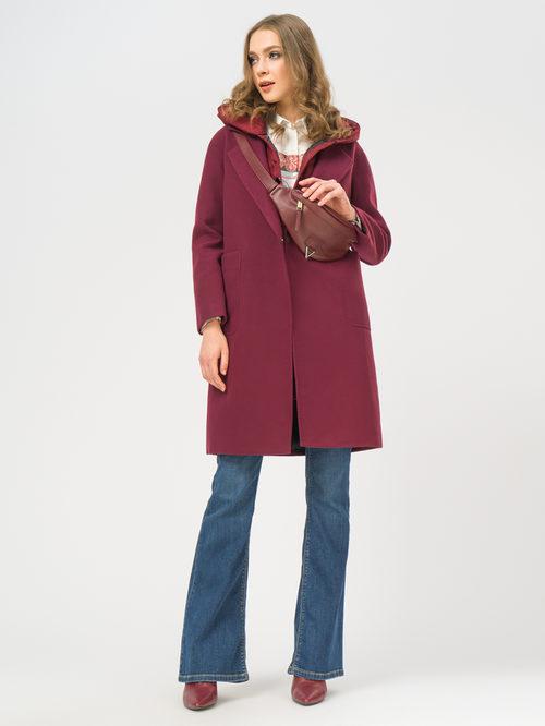 Текстильное пальто артикул 04109272/42