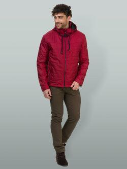 Ветровка текстиль, цвет бордо, арт. 04700172  - цена 5990 руб.  - магазин TOTOGROUP