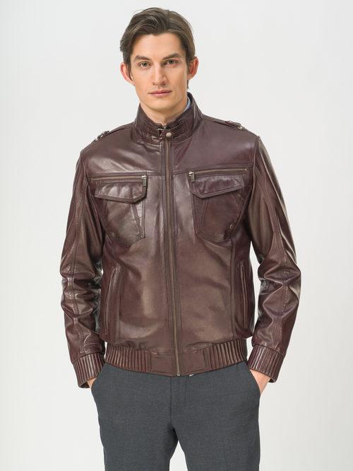 Кожаная куртка артикул 04809223/48