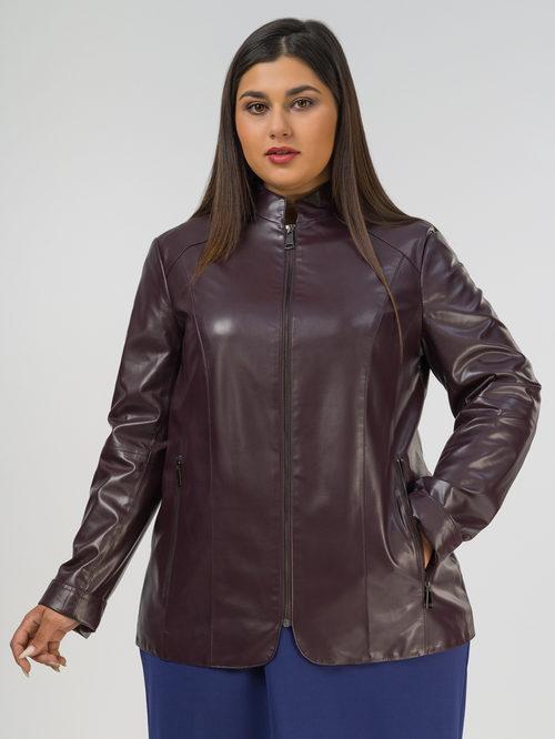 Кожаная куртка артикул 04810041/50